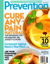 Dr. Elie Levine Featured In Prevention Magazine